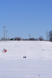 Genoa Charter Township Sledding Hill