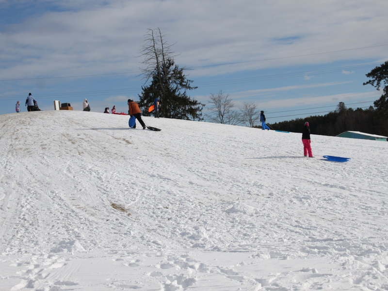 Township Sledding Hill
