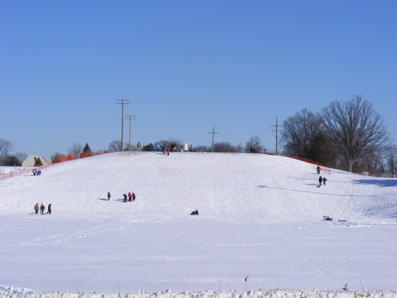 Township Sledding Hill 2